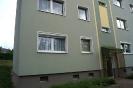Das Wohnhaus mit Büro